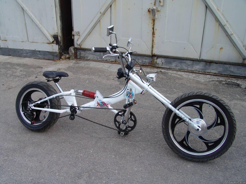 вело-байк: